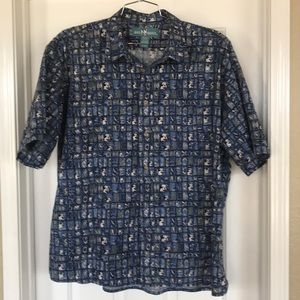 Big Dogs shirt button down 100% cotton XL